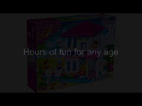 Video Summer House Toy Building Set now on YouTube