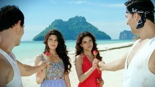 Do You Know Full Remix Song Housefull 2 | Akshay Kumar, Asin, John Abraham and Others
