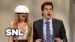 Hollywood Dish With Scarlett Johansson - Saturday Night Live