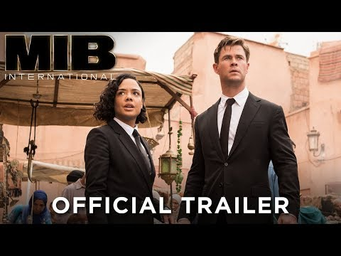 The First Full Trailer for Men in Black