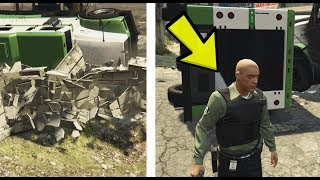 COMPLETED THE MISSION WITHOUT BREAKING THE WALL! (Playing As The Security Guards)SUBSCRIBE For more GTA 5 Videos: http://tiny.cc/RobbinRamsGTA 5 Easter Eggs, Mysteries And Secrets: https://www.youtube.com/watch?v=XAiTP...▬▬▬▬▬▬▬▬▬▬▬▬▬▬▬▬▬▬▬▬▬▬• Twitter: https://twitter.com/RobbinRams• Google+: https://plus.google.com/u/0/+RobbinRams2• Facebook: https://www.facebook.com/RobbinRamsYo...•  Instagram: https://instagram.com/robbin_rams/▬▬▬▬▬▬▬▬▬▬▬▬▬▬▬▬▬▬▬▬▬▬▬Thank you guys for all the support, Stay Awesome!