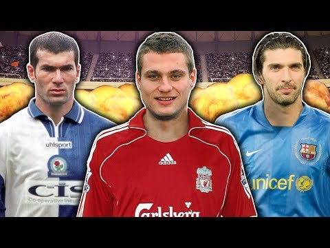 Video: Weird Transfers That NEARLY Happened XI