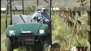 8. ATV Television Test - 2004 Polaris Ranger
