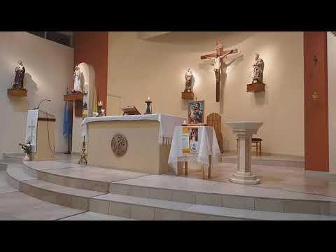 Misa de Consagración de los Madrugadores a San José.