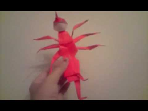 Insect Tutorial - 003 -- Spider (part 2)