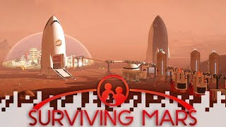 Starting Over! - SURVIVING MARS (Gameplay) - EP02