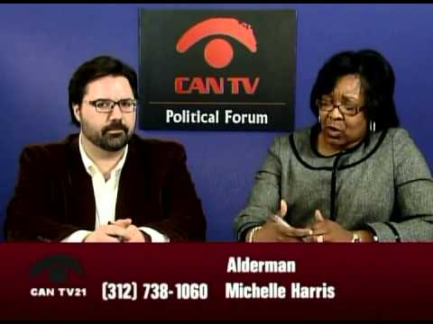michelle harris - Ald. Michelle Harris (8th Ward) discusses TIFs, school closures, infrastructure issues, and more on CAN TV's Political Forum. This program was recorded live ...