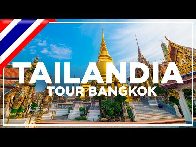 Bangkok en 1 día. Tour