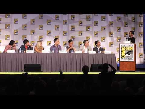 Comic-Con 2010 : Big Bang Theory Panel - Part 3