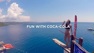 Video Taste The Feeling Of Summer With Coca-Cola MP3, 3GP, MP4, WEBM, AVI, FLV Mei 2017