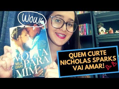 [DICA DE LEITURA] Livro Volta para Mim - Mila Gray | Sweet Book