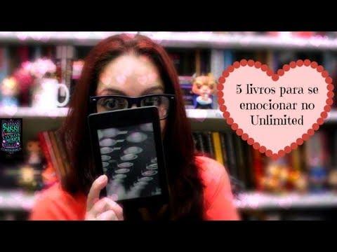 Cinco Livros Para Se Emocionar no Kindle Unlimited | Dicas da Sissi