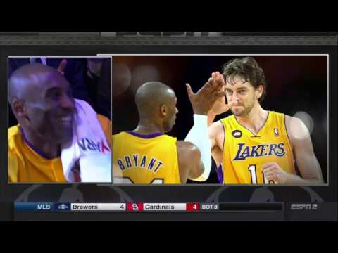 Kobe Got An Amazing Tribute At His Final Game