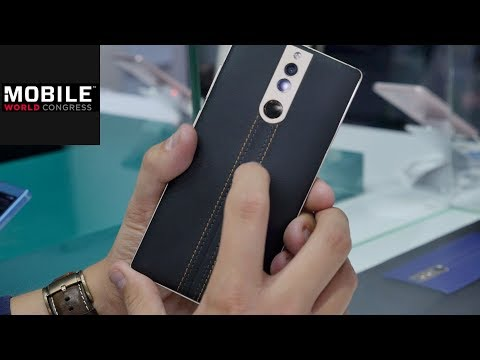 EL Smartphone K50 im Hands On: Was kann das Afrika- ...