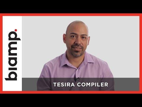 Biamp Tesira: Tesira Compiler - AVB Routing