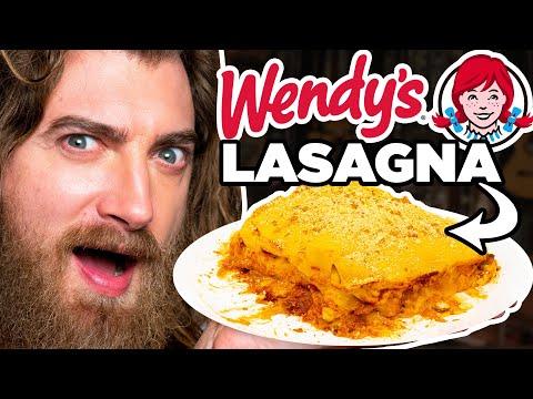 Will It Lasagna? Taste Test
