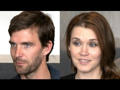 Haven Emily Rose &  Lucas Bryant Interview - Season 5 & Fan Power