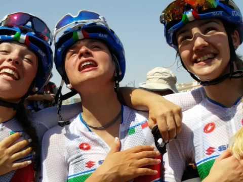 Mondiali Doha: vittoria Elisa Balsamo