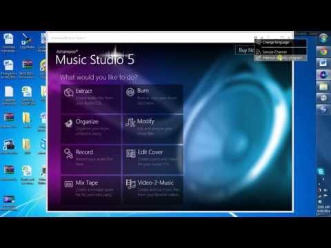 Ashampoo Music Studio 5 Overview - Techtiplib com