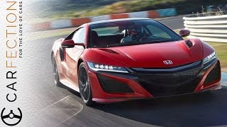 2017 Honda NSX: Budget Hypercar - Carfection by Carfection