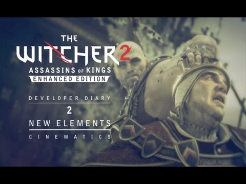 New The Witcher 2: Enhanced Edition Video Focuses on Cinematic Sequences