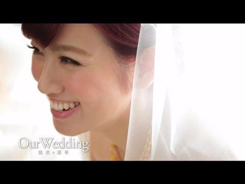 米可白結婚影片