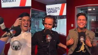 A quick round of getting to know In Stereo in Smallzy's Surgery