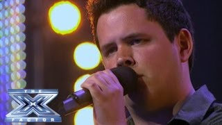 "Tim Olstad's Once In ""A Thousand Years"" Chance - THE X FACTOR USA 2013"