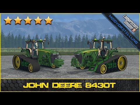 John Deere 8430T v2.0 European