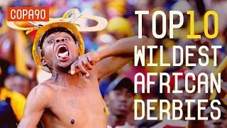 Video Top 10 Wildest African Derbies MP3, 3GP, MP4, WEBM, AVI, FLV Juni 2018