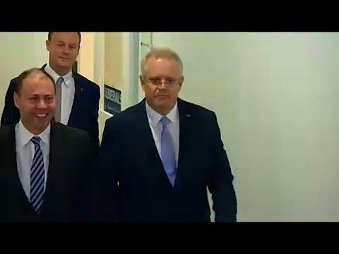 Australien: Machtwechsel - neuer Premier ist Scott Mo ...