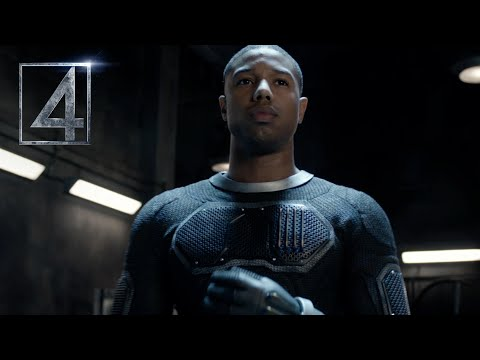 "Fantastic Four | Johnny Storm ""The Human Torch"" [HD] 