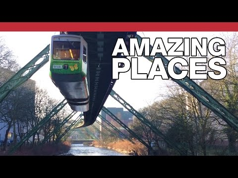 Why Wuppertal s Suspended Monorail Wasn t The Future Of