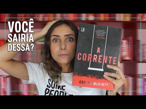 PRIMEIRA RESENHA DO ANO - A CORRENTE   Adrian McKinty