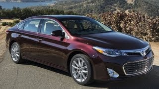 2013 Toyota Avalon Start Up And Review 3.5 L V6 (Day Time Review)