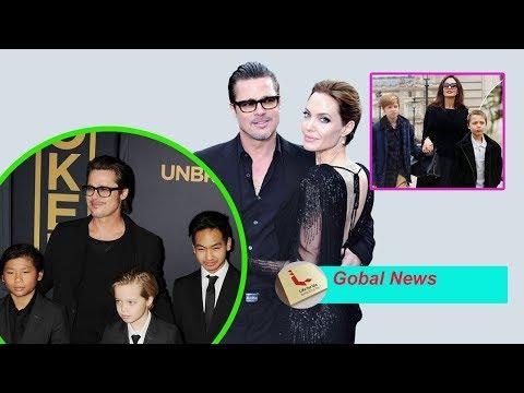 "Brad Pitt and Jennifer can use Angelina Jolie's ""visitation to prove wickedness"" - lawyer said"