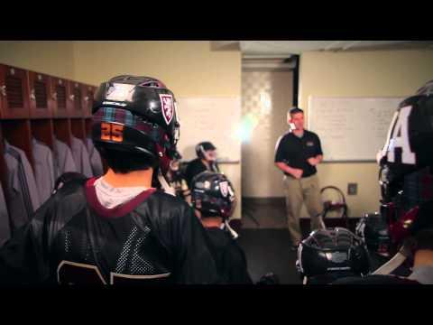 Alma College Men's Lacrosse Intro Video 2013