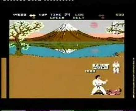 international karate plus atari st