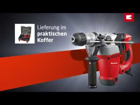 Einhell RT-RH 32 Kit Bohrhammer-Set