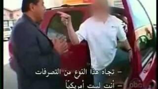 كاميرا خفية ردود فعل الأمريكيين حين إهانة مسلمة محجبة