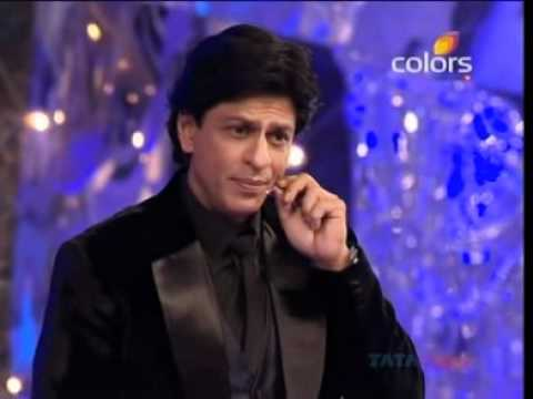 Shahrukh Khan Perform with Madhuri Dixit in Colors Screen Awards