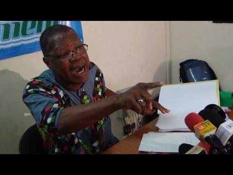 Boucle ferroviaire : Martin Assogba dénonce Bolloré