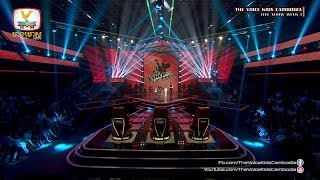 Khmer TV Show - The Voice Kids Cambodia Live Show Week 1 2017