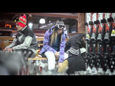 Cerro Castor en Ushuaia: Mirá en este vídeo lo que se viene para esta temporada de Ski 2015