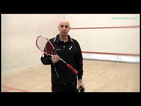Squash 2. Equipamiento