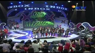 THE VIRGIN [Sedetik] Live At Inbox (24-03-2014) Courtesy SCTV