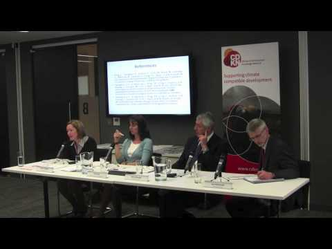 Emma Tompkins - Drivers and challenges for climate compatible development