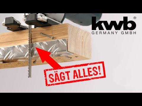 kwb EASY CUT Stich- und Säbelsägeblätter