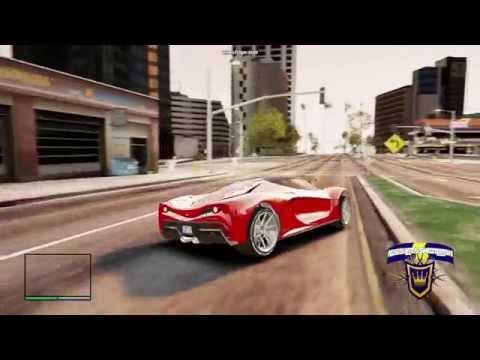 GTA V PC - VIIV MOD HD