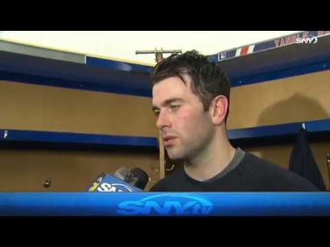 Video: Keith Yandle talks first win with Rangers